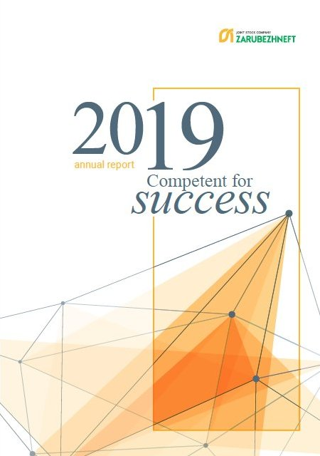 >Annual report for 2019