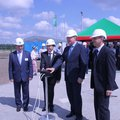 Start-up of joint project with SPA Belorusneft in the Republic of Belarus