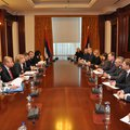 Sergey Kudryashov held a meeting with the management of the company OPTIMA Group
